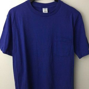 90s Vintage Pocket Shirt JCPenney Towncraft USA